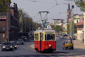 40 rocznica uruchomienia linii 41bis do Pabianic.