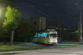 Premiera wagonu MKT #123.
