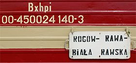 Wspomnienie lat 90tych na Rogowskiej Kolei Dojazdowej.