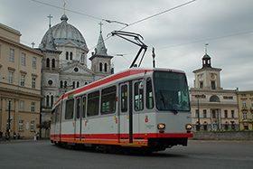 Premiera wagonu MKT M6S #324.
