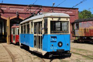 Wagony 5N - #1234 i #4092.