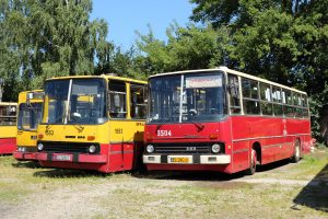 """""""Czerwony Ikarus"""" #RV01 i #1553.."""