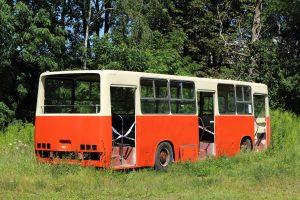 Remontowany Ikarus 260.04 #BV02.