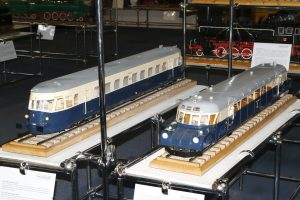 Modele Luxtorpedy i SD80.