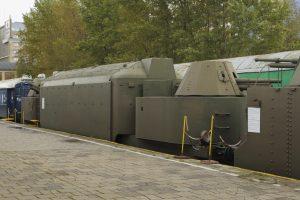 Pociąg pancerny Panzertriebwagen 16.