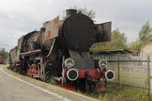 Parowóz Ty42-120.