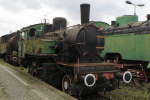 Parowóz TKi3-119.