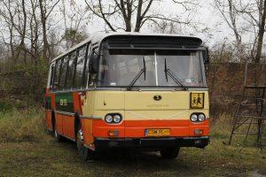 Nowości na Brusie - Autosan H9 - bez numeru (przynajmniej znanego mi).