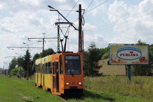 803N #37 na mijance Gdańska w Konstantynowie Łódzkim.