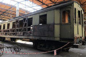 Wagon Düsseldorfer Eisenbahnbedarf vorm. C.Weyer & Co z 1907 roku.