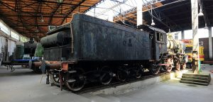 Parowóz S6 Altona 656.