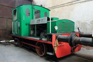 Lokomotywa spalinowa Ls40-4572.