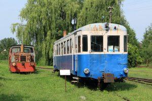 Wagon motorowy MBxd1-203.